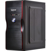 Sistem PC Gaming, Intel Core i7-3770 3.40GHz, 8GB DDR3, 500GB SATA, Placa video RX 480 8GB GDDR5, Sursa Corsair 750W, DVD-RW, CADOU Tastatura + Mouse Calculatoare Noi