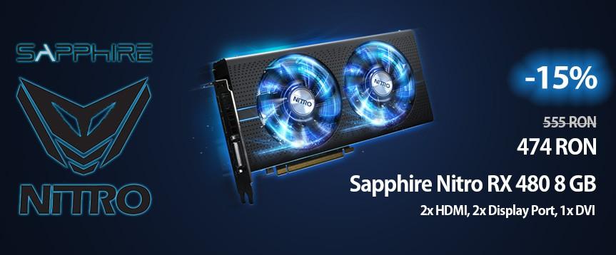 RX 480 Sapphire