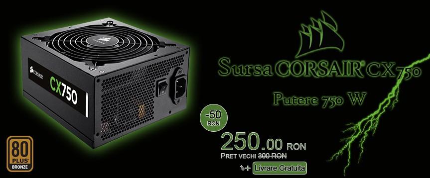 Sursa CORSAIR CX750