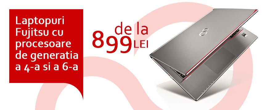 Laptopuri Fujitsu