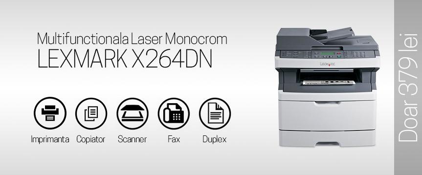 Lexmark X264DN