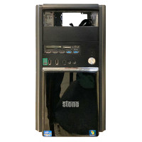Carcasa Stone, Middle Tower, Front Panel USB/Card Reader/eSATA Hub, Ventilator 120x120, Fara Sursa
