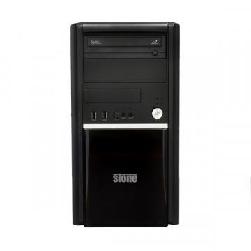 Carcasa Stone, Middle Tower, Front Panel USB/Card Reader/eSATA Hub, Ventilator 120x120, Fara Sursa, Second Hand Componente Calculator