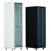 Cabinet- Rack Stand Alone Xcab-18U6080S, 18U/600/800 Cabinete Rack