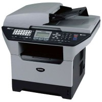 Multifunctionala Laser Monocrom Brother MFC-8460N, A4, 28ppm, 1200 x 1200, USB, Retea