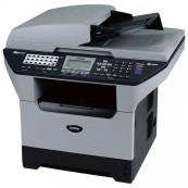 Multifunctionala Laser Monocrom Brother MFC-8460N, A4, 28ppm, 1200 x 1200, USB, Retea Imprimante Second Hand