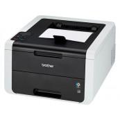 Imprimanta Laser Color Brother HL-3150CDW, Duplex, A4, 18ppm, 600 x 600dpi, Wireless, Retea, USB, Second Hand Imprimante Second Hand