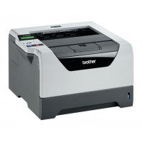 Imprimanta Laser BROTHER HL-5380DN, Monocrom, 30 ppm, 1200 x 1200, Duplex, Retea, USB, Toner si Unitate Drum Noi