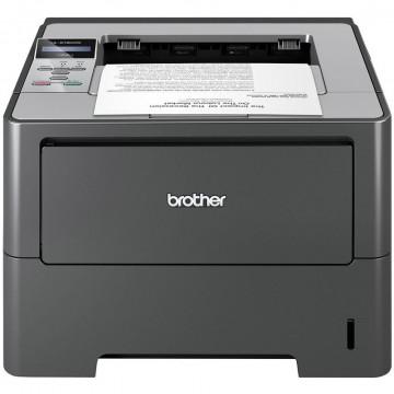 Imprimanta Laser Monocrom Brother HL-6180DW, Duplex, A4, 40ppm, 1200 x 1200, Wireless, Retea, USB, Second Hand Imprimante Second Hand