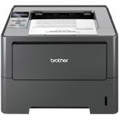 Imprimanta Laser Monocrom Brother HL-6180DW, Duplex, A4, 40ppm, 1200 x 1200, Wireless, Retea, USB, Toner si Unitate Drum Noi, Second Hand Imprimante Second Hand