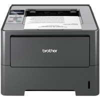 Imprimanta Laser Monocrom Brother HL-6180DW, Duplex, A4, 40ppm, 1200 x 1200, Wireless, Retea, USB, Toner si Unitate Drum Noi
