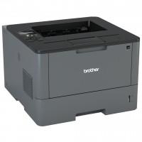 Imprimanta Laser Monocrom Brother HL-L5100DN, Duplex, A4, 40ppm, 1200 x 1200, USB, Retea, Noua, Cutie Originala