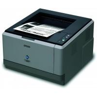 Imprimanta Laser Monocrom Epson M2000DN, A4, 28 ppm, 1200 dpi, USB, Duplex, Retea