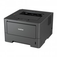 Imprimanta Laser Monocrom Brother HL-5450DN, A4, 38ppm, Duplex, Retea, USB, Cartus si Unitate Drum Noi, Cuptor reconditionat