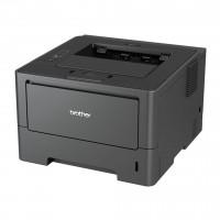 Imprimanta Laser Monocrom Brother HL-5450DN, A4, 38ppm, Duplex, Retea, USB, Cartus si Unitate Drum Noi, Cuptor reconditionat