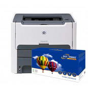 Imprimanta HP 1320 cu cartus nou Q5949x (6000pagini), Second Hand Imprimante Second Hand