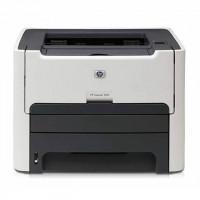 Imprimanta Laser Monocrom HP LaserJet 1320DN, Duplex, A4, 22 ppm, 1200 x 1200, USB, Retea, Toner Nou