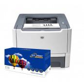Imprimanta HP 2015D cu cartus nou Q5949x (6000pagini), Second Hand Imprimante Second Hand