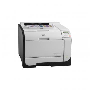 Imprimanta Laser Color HP LaserJet Pro 400 M451DW, Duplex, A4, 20ppm, 600 x 600, Wi-Fi, Retea, USB, Fara Cartuse, Second Hand Imprimante Second Hand