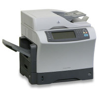 Multifunctionala HP LaserJet 4345 MFP, 45 PPM, 1200 x 1200, Copiator, Printer, Scanare, Retea, Duplex, Parallel, Fax