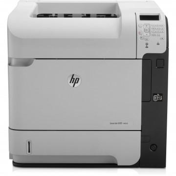 Imprimanta Laser Monocrom HP 600 M603DN, 60 ppm, 1200 x 1200 dpi, USB, Retea, Second Hand Imprimante Second Hand