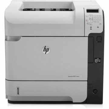 Imprimanta Laser Monocrom HP 600 M603DN, Duplex, A4, 60 ppm, 1200 x 1200 dpi, USB, Retea, Second Hand Imprimante Second Hand