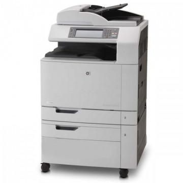 Multifunctionala Second Hand Laser Color A3, HP CM6030 MFP, Copiator, Scanner, ADF, Retea Imprimante Second Hand
