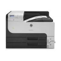 Imprimanta Laser Monocrom HP Laserjet 700 M712DN, Duplex, A3, A4, 41 ppm, 1200 x 1200 ppm, Retea, USB