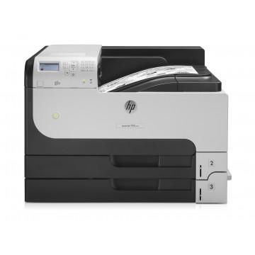 Imprimanta Laser Monocrom HP Laserjet 700 M712DN, Duplex, A3, A4, 41 ppm, 1200 x 1200 ppm, Retea, USB, Second Hand Imprimante Second Hand