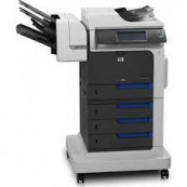 Multifunctionala Laser Color HP LaserJet Enterprise CM4540 MFP,  40 PPM, 600 x 600 DPI, USB, RJ-45, A4, Imprimante Second Hand