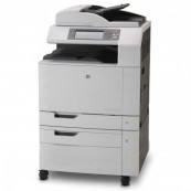 Multifunctional Laser Color A3, HP CM6040 MFP, Copiator, Scanner, Fax, ADF, Retea Imprimante Second Hand