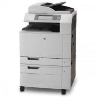 Multifunctional Laser Color A3, HP CM6040 MFP, Copiator, Scanner, Fax, ADF, Retea