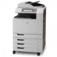 Multifunctional Laser Color A3, HP CM6040 MFP, Copiator, Scanner, Fax, ADF, Retea