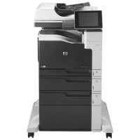 Multifunctionala Laser Color HP Enterprise 700 M775, A3, 600x600 dpi, 30 ppm, USB, Retea