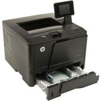 Imprimanta Laser Monocrom HP 400 M401DN, Duplex, A4, 35ppm, 1200 x 1200 dpi, Touchscreen, USB, Retea