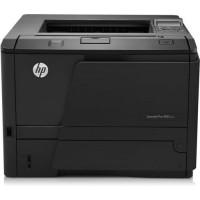 Imprimanta Laser Monocrom HP 400 M401DN, Duplex, A4, 35ppm, 1200x1200, Retea, USB, Toner Nou