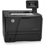 Imprimanta Laser Monocrom HP 400 M401DN, Touchscreen, USB, Duplex, Retea, 1200x1200 dpi, 35 ppm, Second Hand Imprimante Second Hand