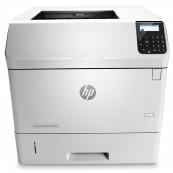 Imprimanta Laser Monocrom HP Laserjet Enterprise M605dn, Duplex, A4, 55ppm, 1200 x 1200, USB, Retea, Toner Nou, Second Hand Imprimante Second Hand
