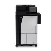 Multifunctionala Laser Color HP LaserJet Managed Flow MFP M880, Duplex, A3, 1200x1200 dpi, 46 ppm, Fax, Copiator, Scanner, USB, Retea, Fara Finisher
