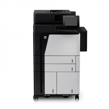 Multifunctionala Laser Color HP LaserJet Managed Flow MFP M880, Duplex, A3, 1200x1200 dpi, 46 ppm, Fax, Copiator, Scanner, USB, Retea, Fara Finisher, Second Hand Imprimante Second Hand