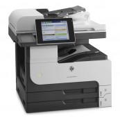 Multifunctionala Laser Monocrom HP Enterprise 700 MFP M725DN, Duplex, A3, 40ppm, 1200 x 1200dpi, Imprimanta, Copiator, Scanner, USB, Retea, Toner Nou 17.5k, Second Hand Imprimante Second Hand