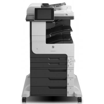 Multifunctionala Laser Monocrom HP Enterprise MFP M725, 1200x1200 dpi, 41 ppm, Cartus nou compatibil 17.5k, Second Hand Imprimante Second Hand