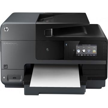 Multifunctionala Color HP Pro OfficeJet Pro 8620, 1200x1200 dpi, 34 ppm, Copiator, Scanner, Second Hand Imprimante Second Hand