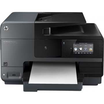 Multifunctionala Laser Color HP Pro Officet 8620, 1200x1200 dpi, 34 ppm, Copiator, Scanner, Second Hand Imprimante Second Hand