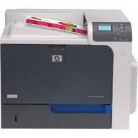 Imprimanta Laser Color HP CP4025N, Retea, USB, 35 ppm, Fara Cartus