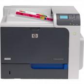 Imprimanta Laser Color Hp CP4525DN, Duplex, Retea, USB, 42 ppm, Toner Low, Second Hand Imprimante Second Hand