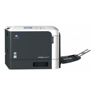 Imprimanta Laser Color Konica Minolta Bizhub c3100p, 1200x1200 dpi, 31 ppm, Toner Low, Second Hand Imprimante Second Hand