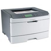 Imprimanta Laser Monocrom Lexmark E460dn, Duplex, A4, 40ppm, 1200 x 1200 dpi, USB, Retea, Paralel Imprimante Second Hand