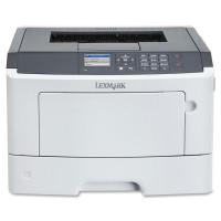 Imprimanta Laser Monocrom Lexmark MS-510DN, Duplex, Retea, 30 ppm
