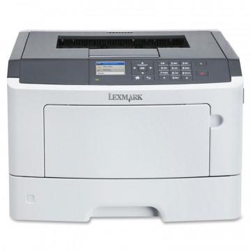 Imprimanta Laser Monocrom Lexmark MS-510DN, Duplex, Retea, 30 ppm Imprimante Second Hand